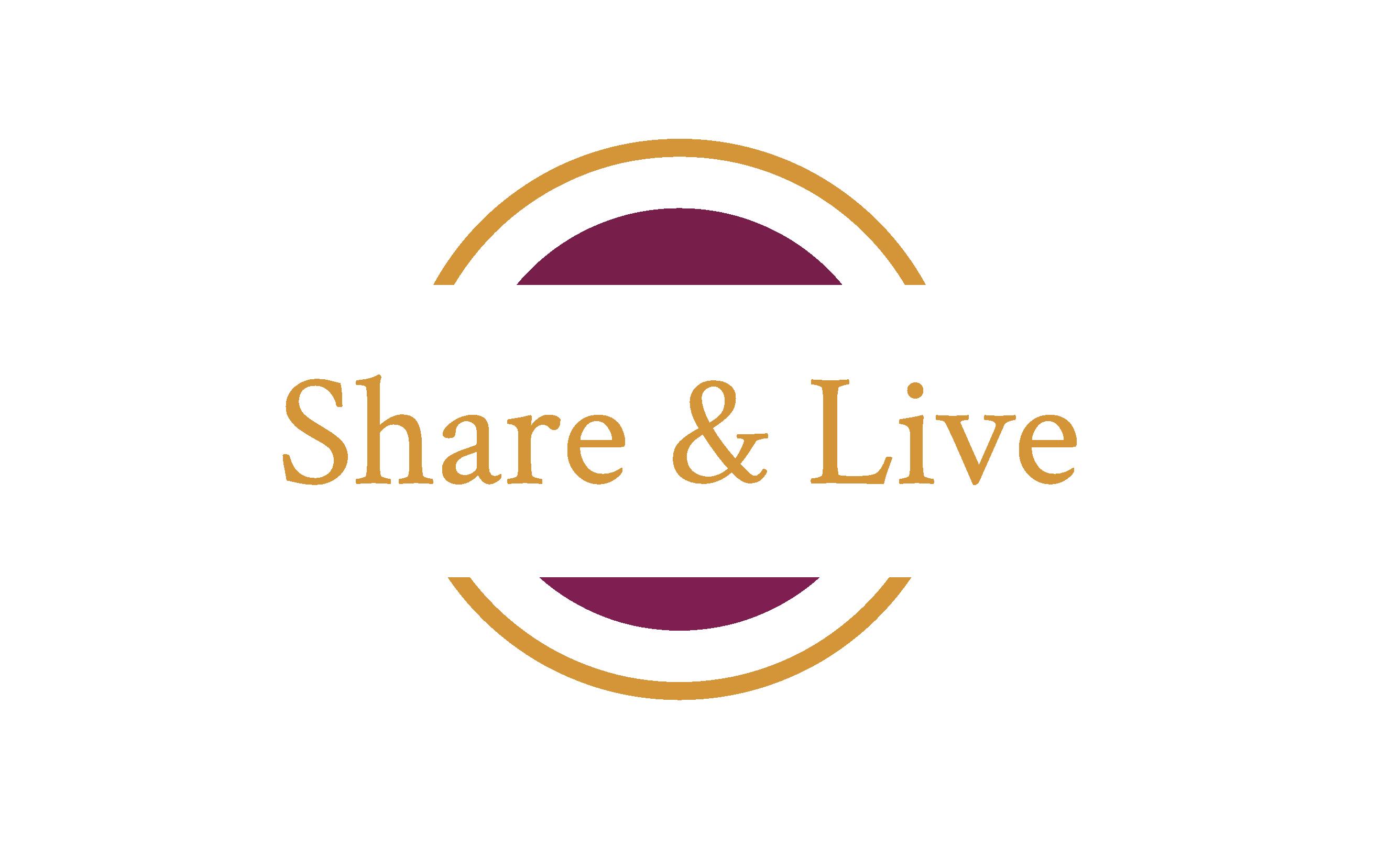 Share & Live