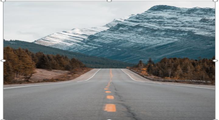 Het leven van de mens; een reis door dalen en over bergen.